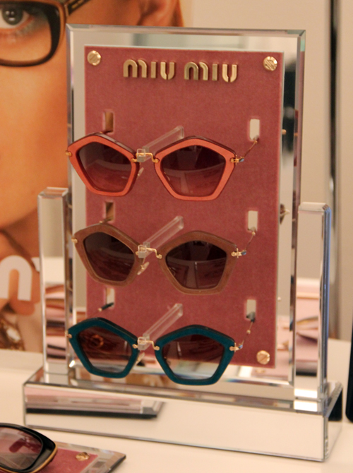 Luxottica Press Day: Miu Miu
