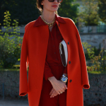 Deep Red : Our favorite colour for Winter 2012