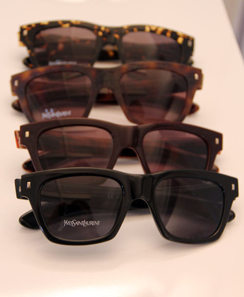 Safilo Spring/Summer 2013 Press Day: Yves Saint Laurent