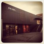 Prada Store in Metzingen