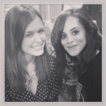 With Amandine in Berlin