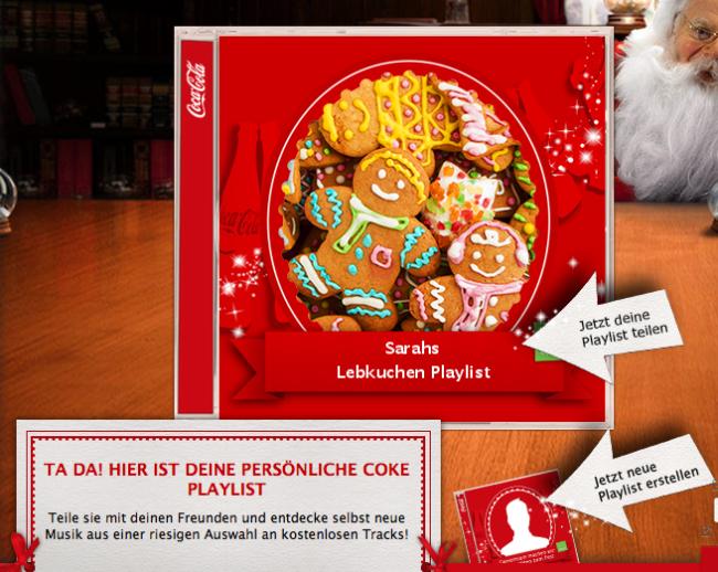 Meine liebsten Weihnachtssongs: Coke schenkt euch ein Spotify Premium Jahresabo!