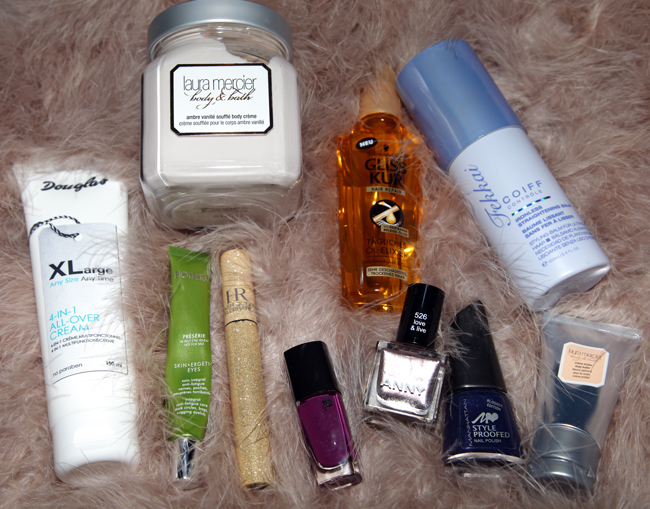 Beauty Winter Favorites