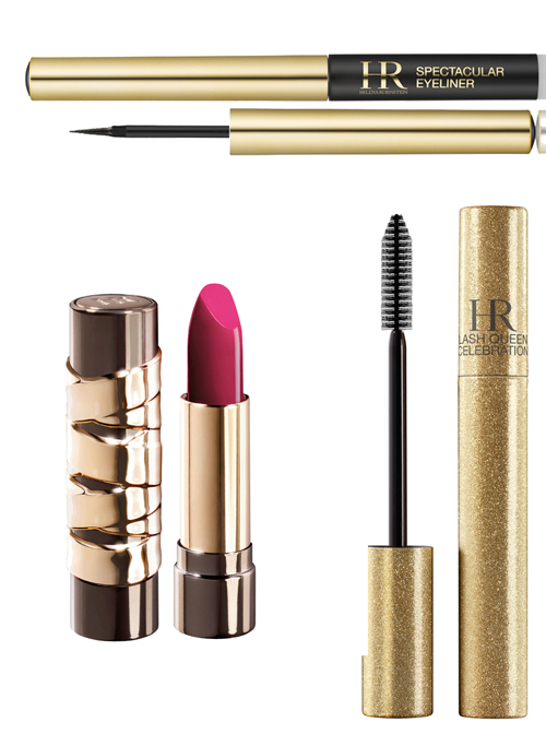 Josie loves Adventskalender – 17. Dezember: Ein glamouröses Make-up-Set von Helena Rubinstein