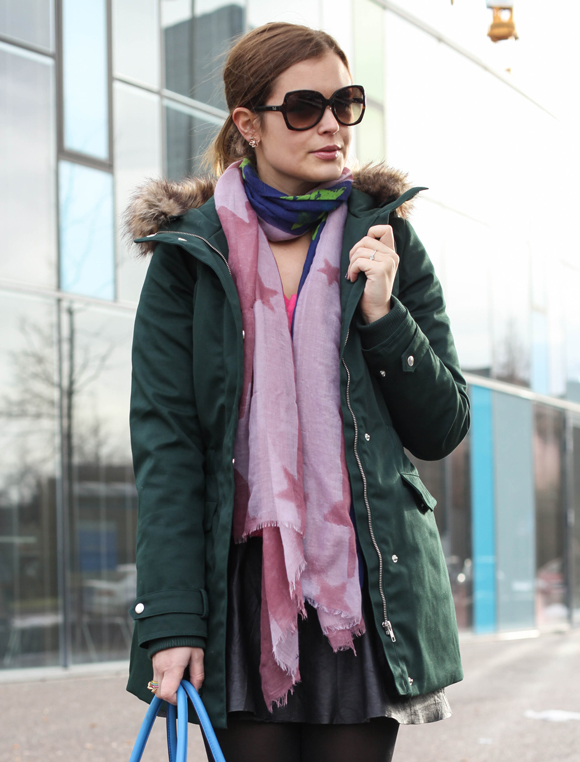Winterlook à la Sarah
