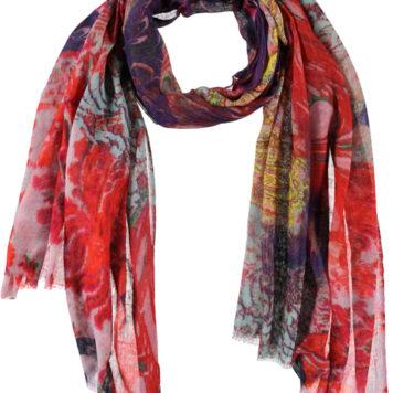 Josie loves Adventskalender – 18. Dezember: Hochwertiger Schal mit Paisley-Muster von Passigatti