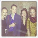 HUGO Party with Anne, Kiki and Lara