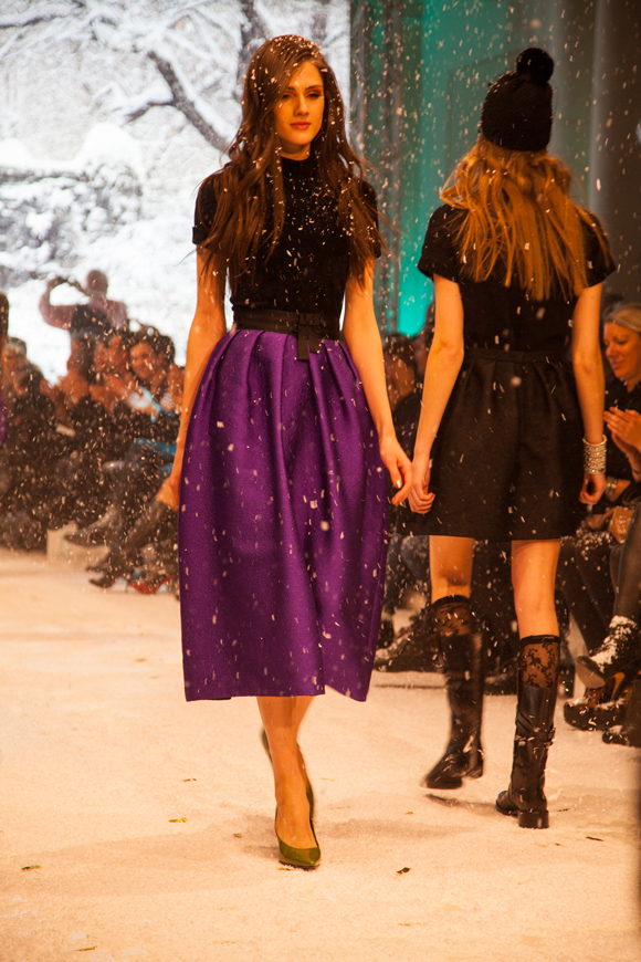 Marc Cain Winter 2013/2014 Finale