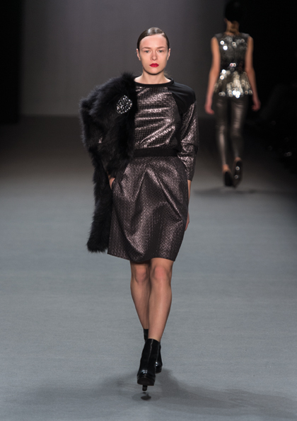 Fashion Week Berlin: Schumacher Winter 2013/2014