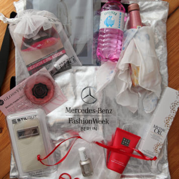Win my Mercedes-Benz Fashion Week Goodie Bag!
