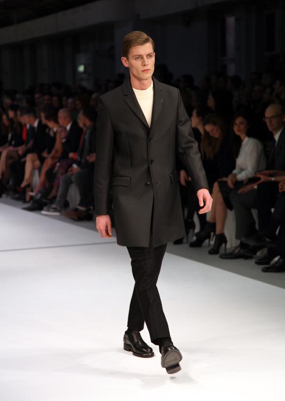 Fashion Week Berlin: HUGO Winter 2013/2014