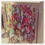 Josie loves Passigatti collection at Premium Fashion Trade Show
