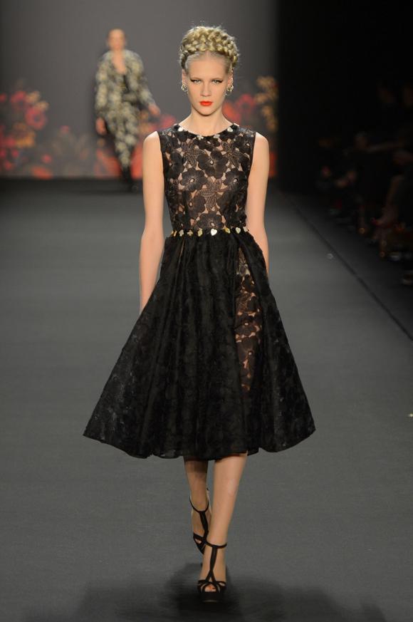 fashion week berlin favorite looks and new trends lena hoschek josie loves. Black Bedroom Furniture Sets. Home Design Ideas