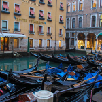 One day in Venice
