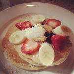 Pancakes in SoHo