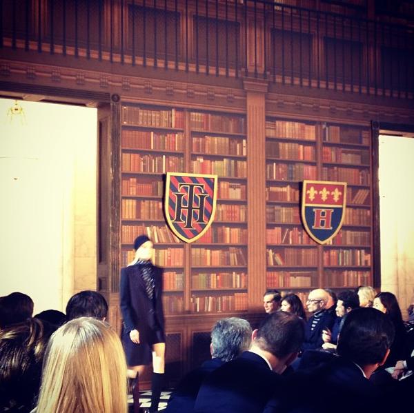 Tommy Hilfiger Fall 2013 Fashion Show