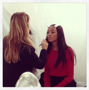 Beautiful Jourdan Dunn
