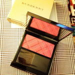 In love with my new Burberry Blush