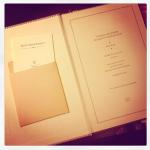 Tommy Hilfiger Fashion Show Invitation Book
