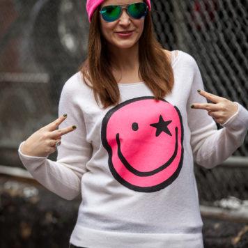 Headhunter Fashion Cashmere Sweater
