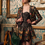 New York Fashion Week: Alice and Olivia by Stacey Bendet Winter 2013