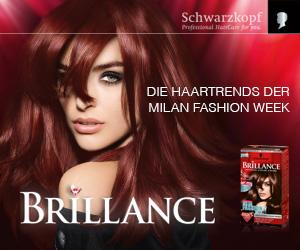 Josie loves goes to Milan with Schwarzkopf Brillance