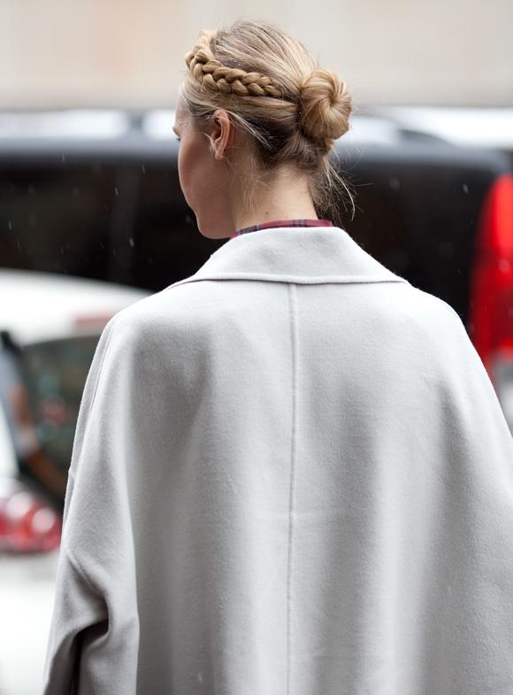 Milan Fashion Week: Favorite Hair Style