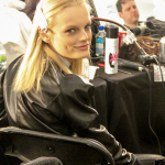 New York Fashion Week: Backstage at Tommy Hilfiger