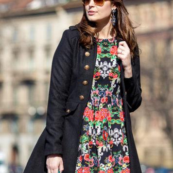 Milan Fashion Week: Day Three - My outfit
