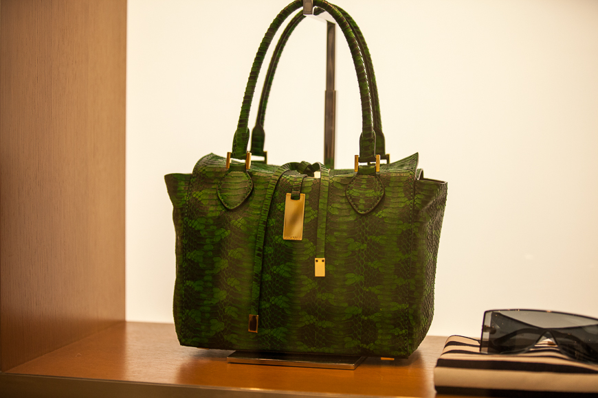 New York Fashion Week: Michael Kors Winter 2013 - Bags and Shoes