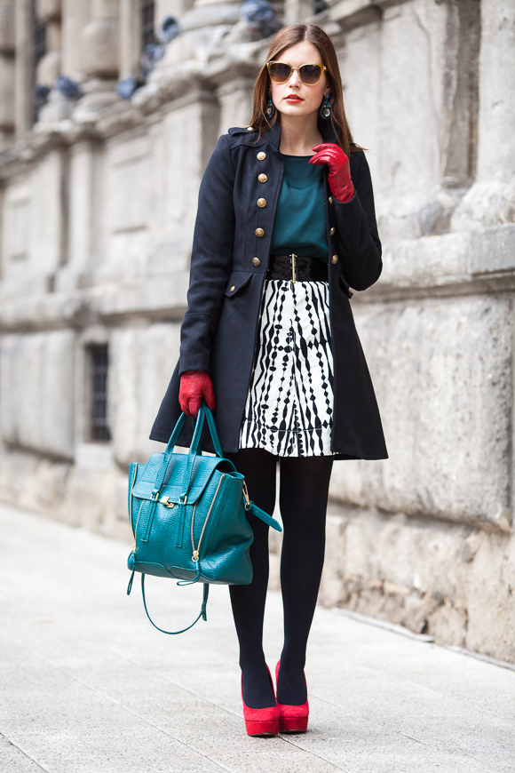Milan Fashion Week: Look of the Day