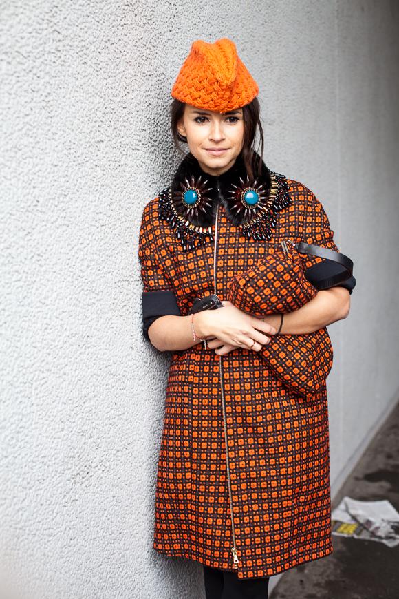Milan Fashion Week: Street Styles