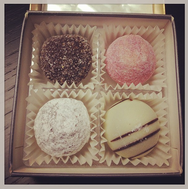 Breuninger chocolates
