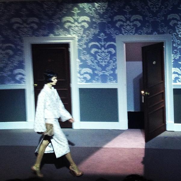 Louis Vuitton Winter 2013