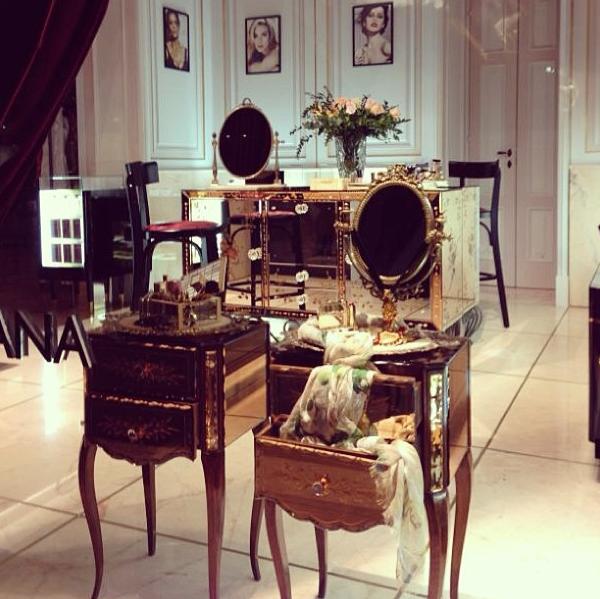Dolce & Gabbana Beauty in Milan