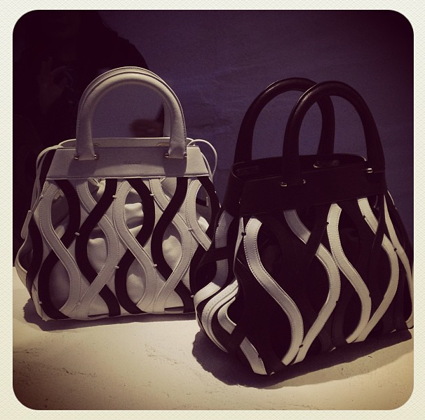 Gorgeous new Bally Bags