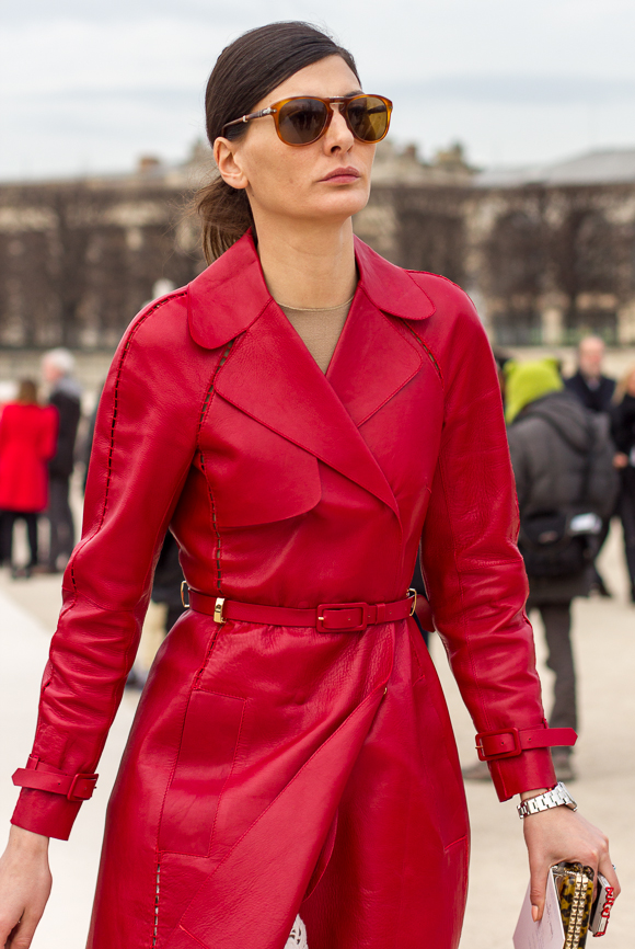 Paris Fashion Week: Street Styles, Part Two