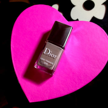 "New In: Dior Vernis 306 ""Gris Triancon"""