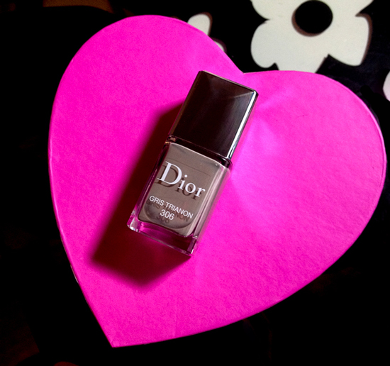 New In: Dior Vernis 306