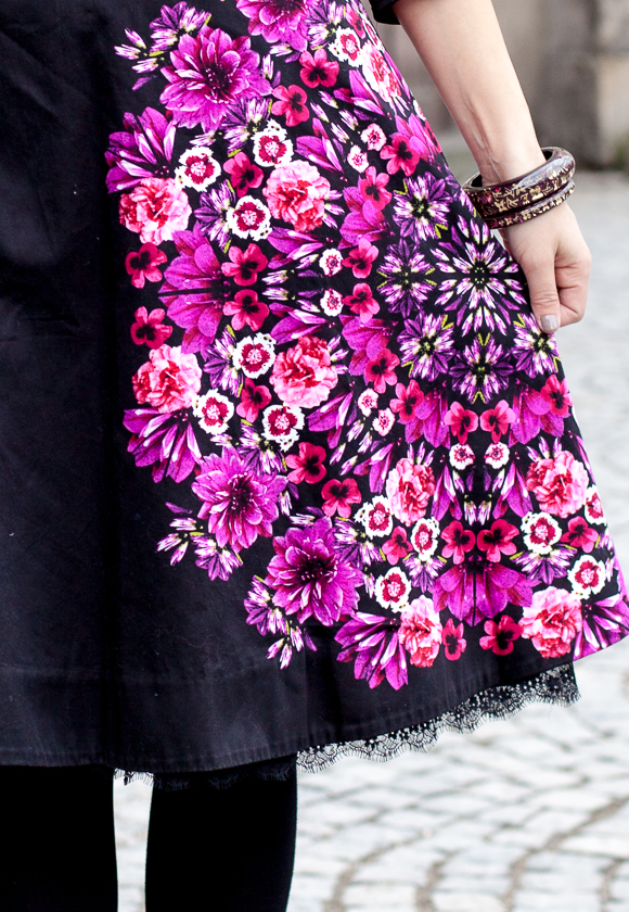Vanessa Virginia Flower Skirt