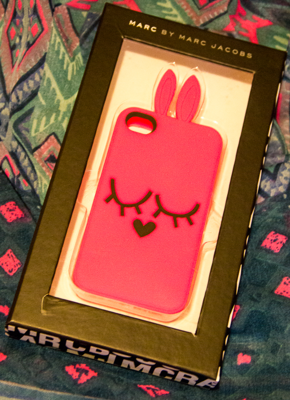 New In: Marc by Marc Jacobs iPhone Case
