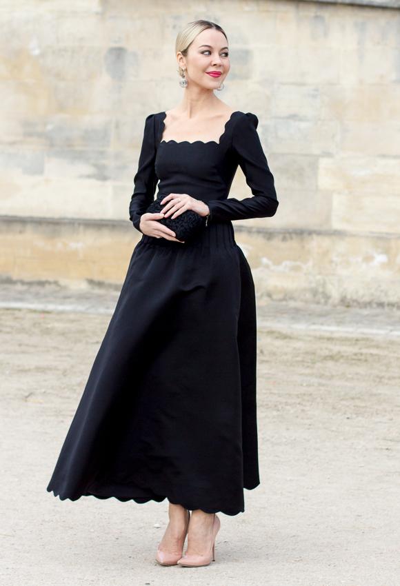 Paris Fashion Week: Street Styles