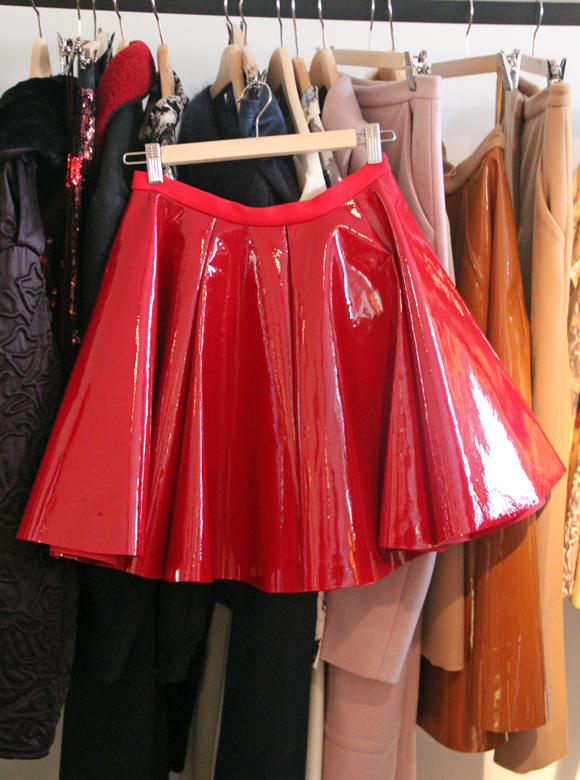 Topshop Patent Leather Skirt: Hot or Not?