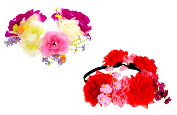 ASOS Flower Crowns