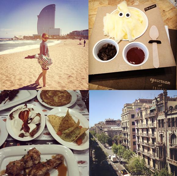 Hello from Barcelona!