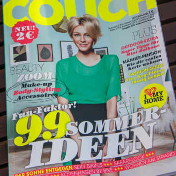 COUCH Magazine Feature