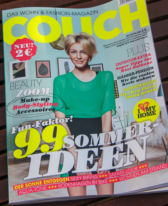 couch magazine feature josie loves. Black Bedroom Furniture Sets. Home Design Ideas
