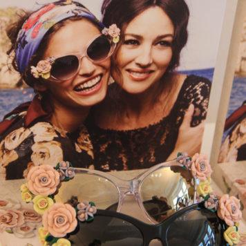 Dolce & Gabbana Floral Sunglasses 2013