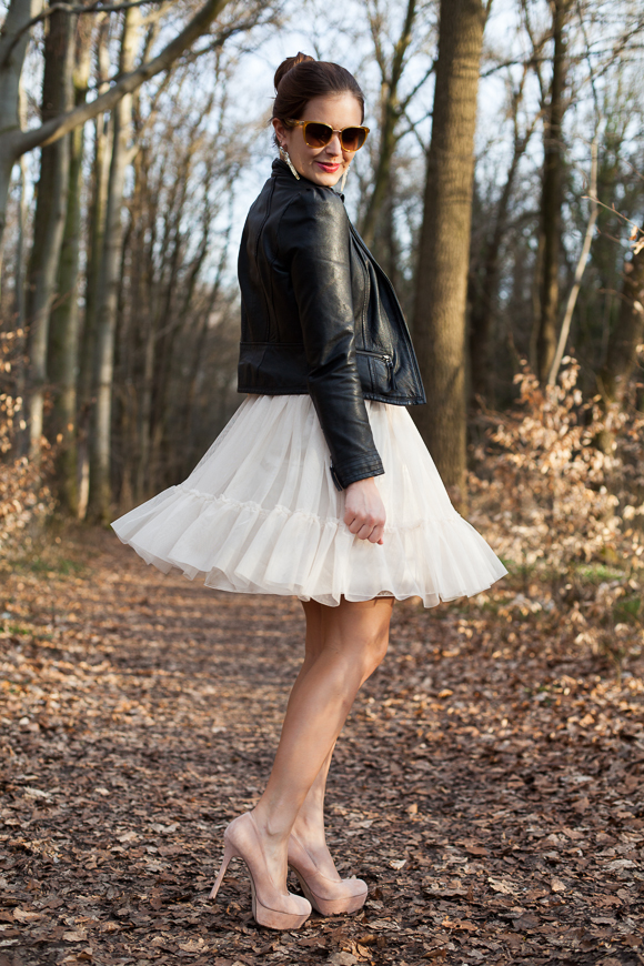 Conleys Highlights: Part One - Hanami Tulle skirt