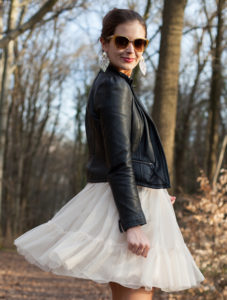 Conleys Highlights: Part One - Hanami Tulle skirt